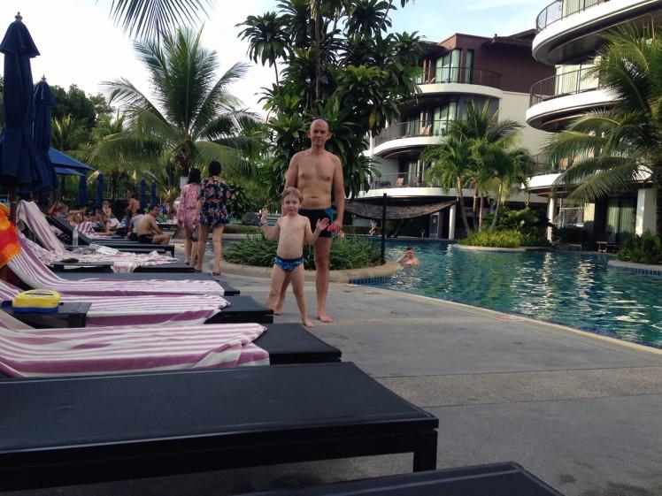AoNang-hotell-pool1
