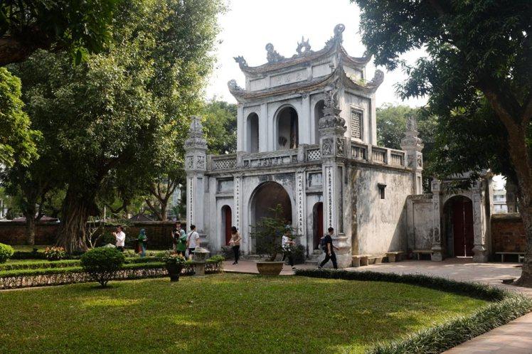 hanoi-litteraturens-tempel