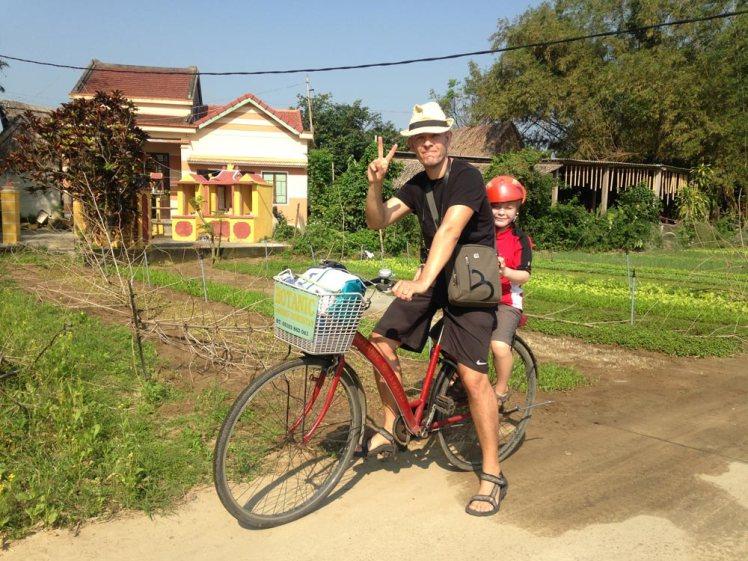HoiAn-cykel