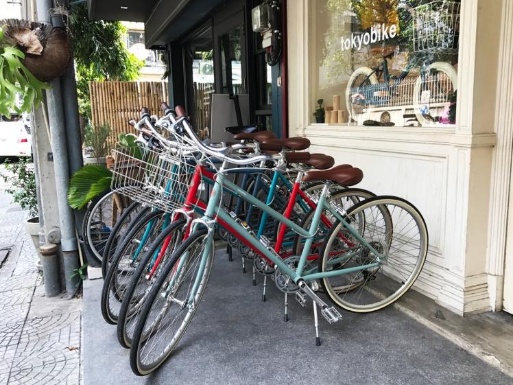 Bangkok-Ari-cyklar