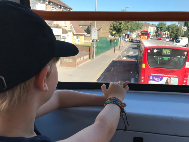 London-buss