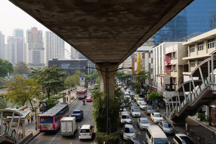 bangkok-trafik