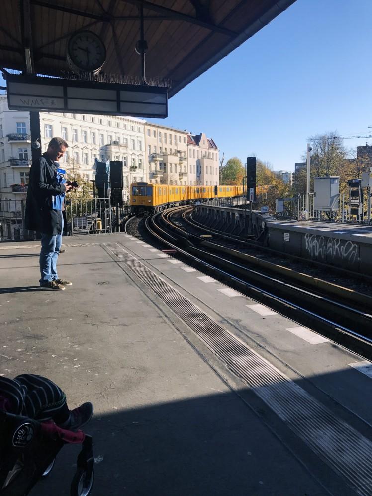 Berlin-tunnelbana-tag