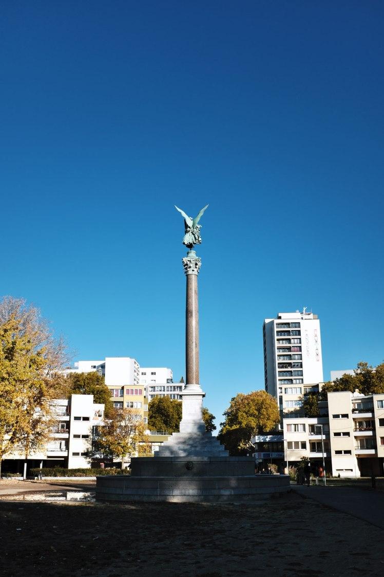 Berlin-Kreutzberg-Mehringerplatz