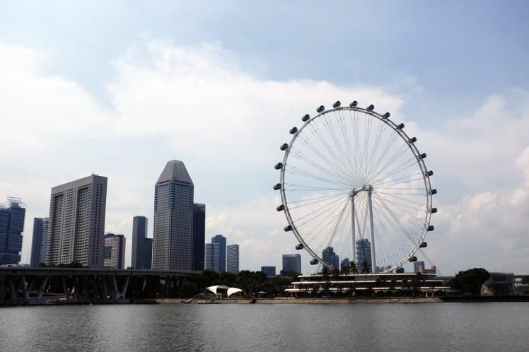 Singapore-stadsvy-2