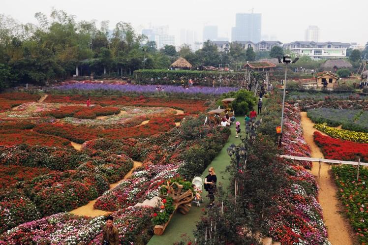 Hanoi-blomsterpark-1