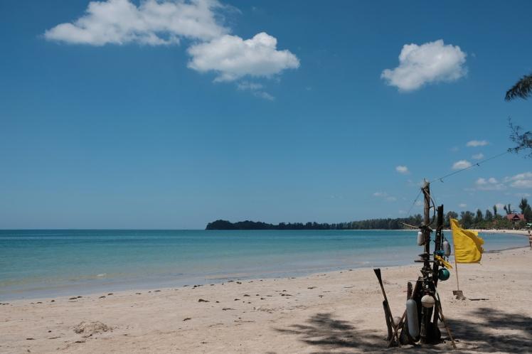 Thailand-KohLanta-KlongDao-strand2019
